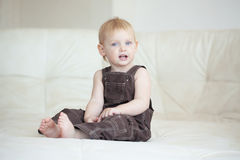 Toddler Royalty Free Stock Image