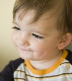 Toddler portrait Royalty Free Stock Photo