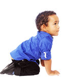 Toddler's viewpoint Royalty Free Stock Images