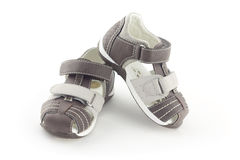 Toddler Sandals Stock Images