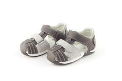 Toddler Sandals Royalty Free Stock Photography