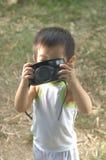 Toddler shoot photo Royalty Free Stock Image