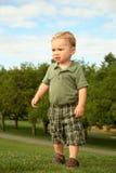 Toddler standing Royalty Free Stock Photos
