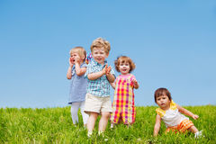Toddlers Royalty Free Stock Images