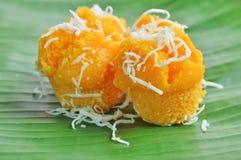 Toddy Palm Cake Stock Photos