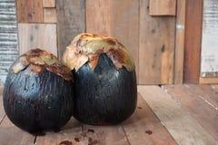 Toddy palmy owoc zdjęcie stock