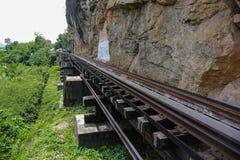 Todeseisenbahn Stockbilder
