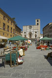 Todi, Úmbria, Italy Imagem de Stock Royalty Free