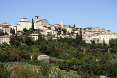 Todi Royalty Free Stock Photo