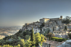 Todi HDR Stock Photography