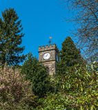 Todmorden Church Royalty Free Stock Images