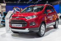 Todo el nuevo Ford EcoSport Foto de archivo libre de regalías