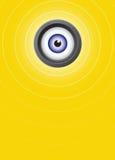 Todo el ojo que ve Fotografía de archivo