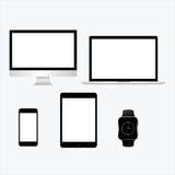 Todo el vector del dispositivo libre illustration