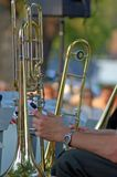 Todo esse jazz Fotos de Stock Royalty Free