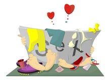 Todo lo que usted necesita es amor Imagen de archivo libre de regalías