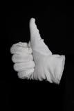 Todo o bom (gesto) Imagem de Stock Royalty Free