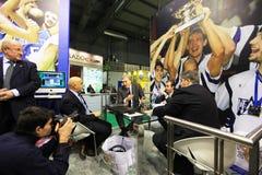 Todo o jogo da estrela, Italy Imagem de Stock Royalty Free