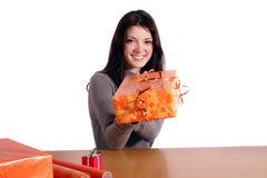 Todo o wrappedin Imagens de Stock Royalty Free