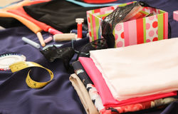 Todo para coser Foto de archivo