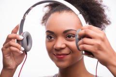 Todos ama música Fotografía de archivo libre de regalías