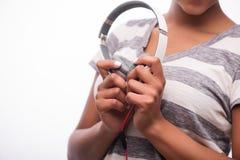 Todos ama música Fotos de archivo libres de regalías