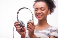 Todos ama música Imágenes de archivo libres de regalías