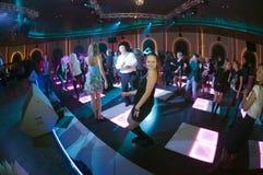 Todos dança Foto de Stock