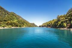 Todos los Santos Lake - Los Lagos Region, Chile. Todos los Santos Lake in Los Lagos Region, Chile royalty free stock photography
