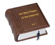 Todos os Web pages fotografia de stock