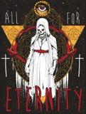 Todos para la eternidad Imagen de archivo libre de regalías