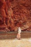 todra του Μαρόκου φαραγγιών Στοκ Φωτογραφία