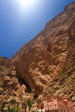 Todra Gorge Royalty Free Stock Photos