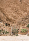 Todra gorges in Morocco Royalty Free Stock Photography
