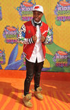 Todrick Hall. LOS ANGELES, CA - MARCH 29, 2014: Todrick Hall at Nickelodeon's 27th Annual Kids' Choice Awards at the Galen Centre, Los Angeles Royalty Free Stock Images