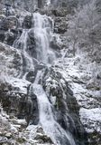 Todtnau Waterfall in Germany Royalty Free Stock Photography