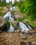 Todtnauer Waterfalls, Black Forest, Germany Royalty Free Stock Photos