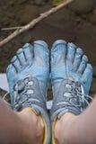 Toe Shoes foto de stock royalty free