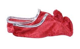 toed ботинки скручиваемости стоковое изображение rf