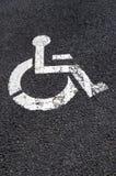 Toegankelijkheid voor gehandicapten Royalty-vrije Stock Fotografie
