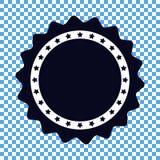 Toekenningspictogram, verbindingspictogram, sticker royalty-vrije illustratie