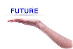 toekomst Royalty-vrije Stock Foto