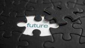 toekomst stock foto