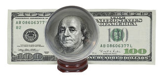 Toekomst van Inflatie Royalty-vrije Stock Foto's