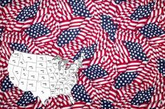 Toelating aan de Unie, staten, Amerika, de V.S. royalty-vrije stock afbeelding