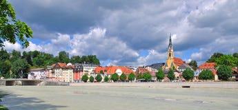 Toelz ruim, Baviera foto de stock