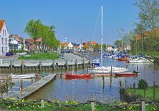 Toenning,North Sea,Schleswig-Holstein,Germany Stock Images