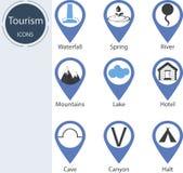 toerisme Stock Afbeelding