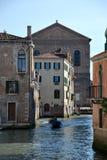 Toerisme in Venetië Stock Foto