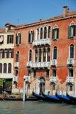 Toerisme in Venetië Royalty-vrije Stock Foto